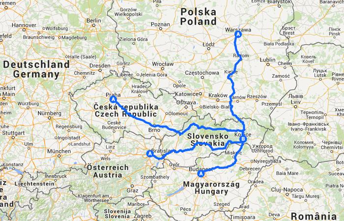 mapa_ako sa k nam dostanete
