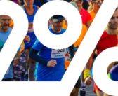 Daruj maratónu 2 %