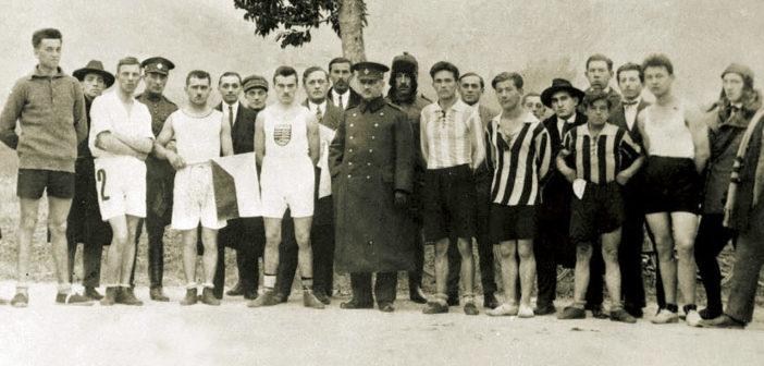 1924 – V ÚSTRETY DOBRODRUŽSTVU