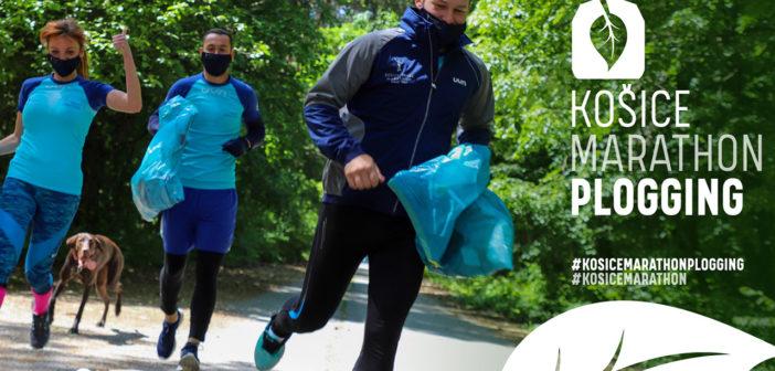 Košice Marathon Plogging - Challenge