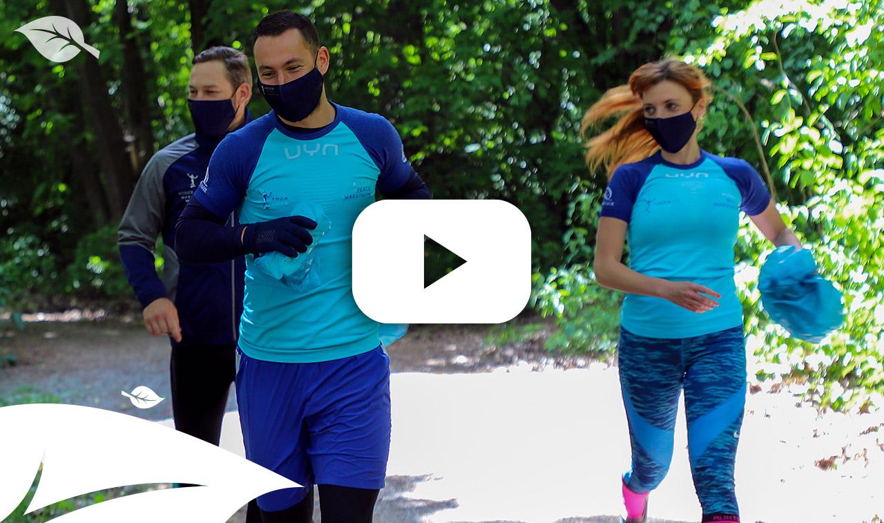 Košice Marathon Plogging - Teaser